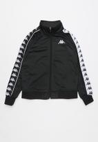 KAPPA - 222 Banda anniston jacket - black