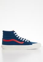 Vans - UA sk8-hi reissue 138 - sailor blue & tango red