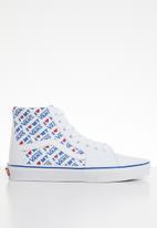 Vans - UA sk8- hi - (I heart Vans) - true white