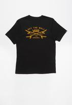 Vans - Skate lock up boys - black