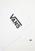 Vans - Classic tee - white