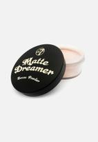 W7 Cosmetics - Matte dreamer setting powder