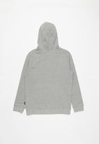 Vans - Vans classic zip hoodie boys - grey & black
