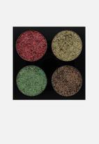 W7 Cosmetics - Pressed to impress glitter palette - in vogue
