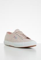 SUPERGA - 2750 Cotu Classic - Pink Skin/Gum Sole