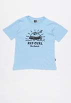 Rip Curl - Dazed tee - blue