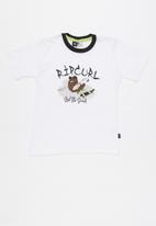 Rip Curl - Commit tee - white