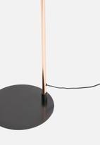 Sixth Floor - Odin floor lamp - copper