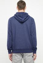 G-Star RAW - Halgen hooded sweater - blue