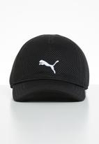 PUMA - Training mesh cap - black