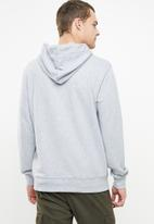 G-Star RAW - Halgen hooded sweater - grey