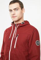 Only & Sons - Bjorn jacket - red