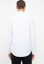 Brave Soul - Lotus shirt - white
