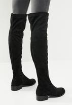 ALDO - Over-the-knee boot - black