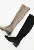 ALDO - Araecia boot - grey