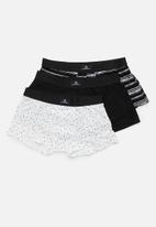 STYLE REPUBLIC - Fashion boxer briefs - black & white