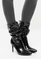 Miss Black - Trixie boot - black
