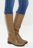 Butterfly Feet - Huda 2 boot - taupe