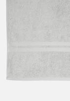 Club Classique - Grace bath towel - grey eggshell