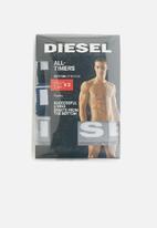 Diesel  - Damien three pack boxer boxer brief - multi