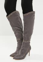 Miss Black - Bontle boot - grey