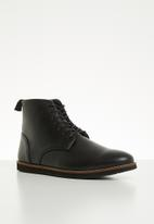Superbalist - Tinsley mid boot - black