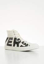 Converse - Chuck taylor all star - hi - natural/black/edgret