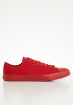 SOVIET - Fashion viper sneakers - red