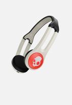 Skullcandy - Icon wireless on-ear headphones - grey