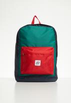 Jack & Jones - Blocking backpack -multi