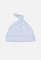 Cotton On - The baby beanie - blue