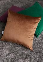 Sixth Floor - Magical cushion cover - autumn