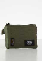 Vans - Vans pouch wallet - green