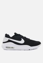 Nike - Oketa - black/white