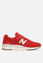 New Balance  - Canvas pack - red