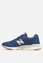 New Balance  - Canvas pack - blue
