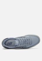 New Balance  - WRT300D2 classic court - dusty blue