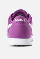 Reebok - Cl nylon colour - colour-aubergine/white