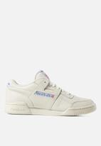Reebok Classic - Workout plus 1987 tv - chalk, paperwhite & royal