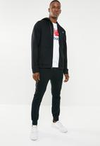 New Balance  - Lightweight warm up hoodie - black