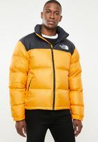 The North Face - 1996 retro nuptse jacket - zinnia orange