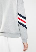MANGO - Graphic sweatshirt - multi