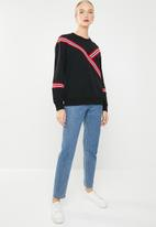 MANGO - Cotton sweatshirt - multi