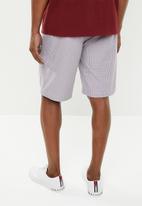 Pringle of Scotland - Drake flat front shorts - multi