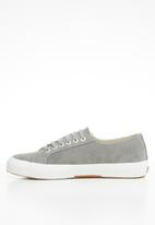 SUPERGA - 2750 Full suede classic - grey smoke