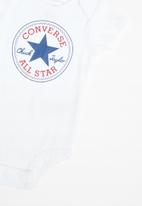 Converse - Classic bodysuit set - white