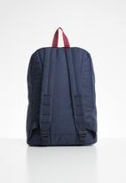 Jack & Jones - Blocking backpack - blue