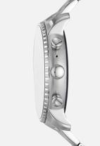Fossil - Gen 4 smartwatch - explorist HR stainless steel
