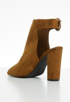 Superbalist - High block heel - tan