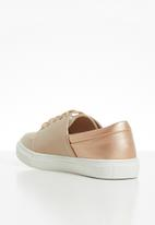 Superbalist - Holly sneaker - neutral/rose gold